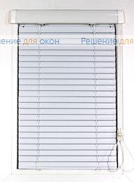 Жалюзи горизонтальные Хит 2, ИзотраХит-2 25 мм цвет 0120 Белый матовый от производителя жалюзи и рулонных штор РДО