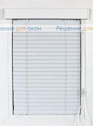 Жалюзи горизонтальные Изолайт, Изолайт 25 мм, арт. 0225 Белый глянец от производителя жалюзи и рулонных штор РДО
