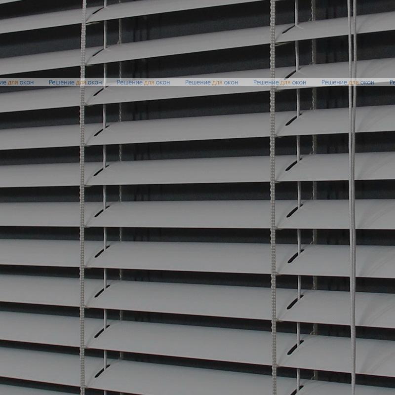 Жалюзи горизонтальные 25 мм, арт. 1852 Серый от производителя жалюзи и рулонных штор РДО