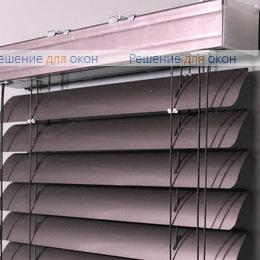Жалюзи горизонтальные 50 мм, арт. 210 Коричневый металлик перфорация от производителя жалюзи и рулонных штор РДО