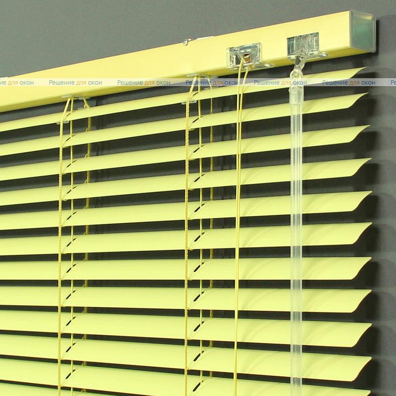 Жалюзи горизонтальные 25 мм, арт. 3209 Св. серый от производителя жалюзи и рулонных штор РДО