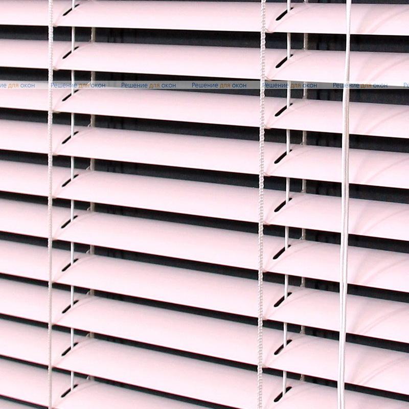 Жалюзи горизонтальные межрамные 25 мм, арт. 4059 Бледно розовый от производителя жалюзи и рулонных штор РДО