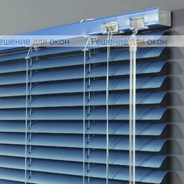25 мм, Жалюзи горизонтальные 25 мм, арт. 491 Синий металлик от производителя жалюзи и рулонных штор РДО