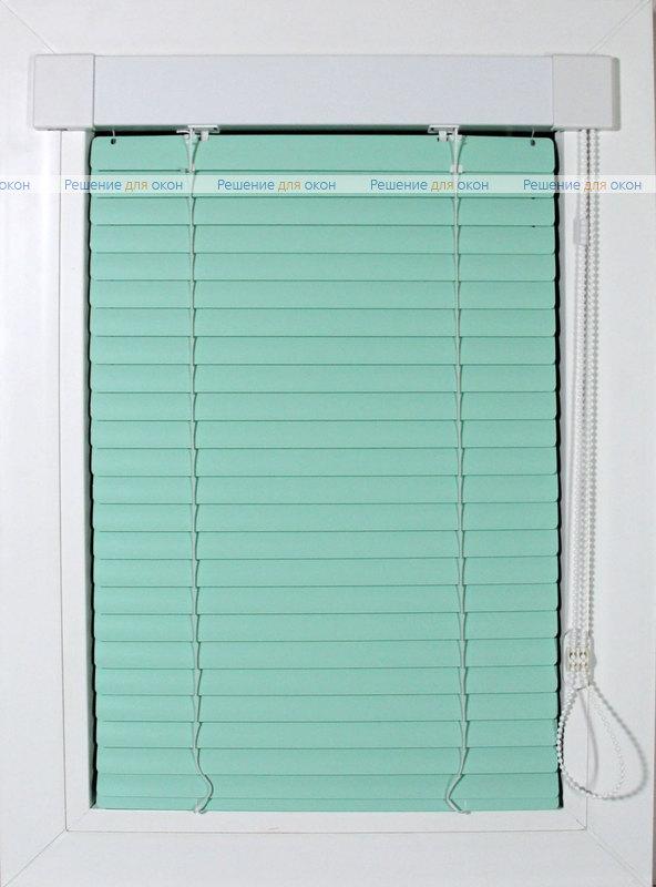 ИзотраХит 25 мм цвет 5608 Св. бирюзовый от производителя жалюзи и рулонных штор РДО