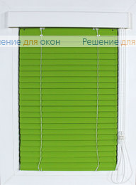 Жалюзи  Изолайт на створку окна, Изолайт 25 мм цвет 5713 Фисташковый от производителя жалюзи и рулонных штор РДО