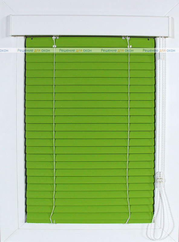 Изолайт 25 мм цвет 5713 Фисташковый от производителя жалюзи и рулонных штор РДО