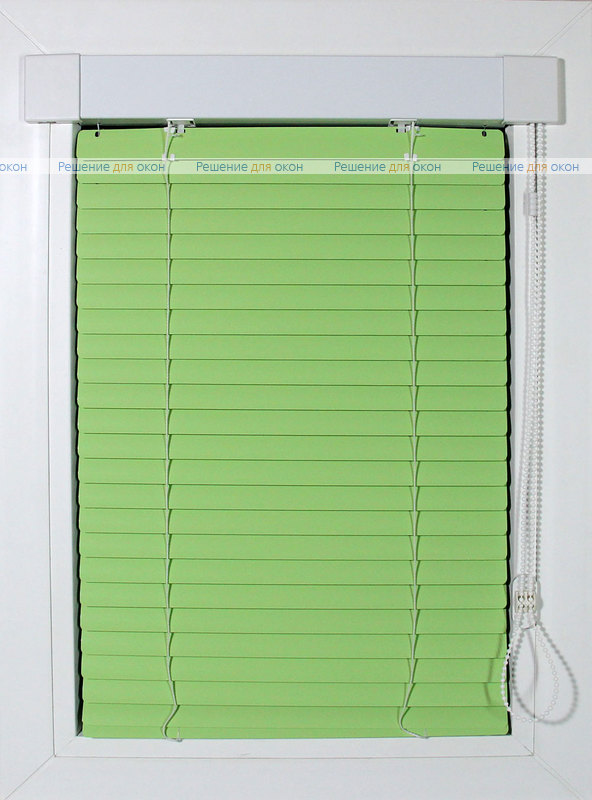 ИзотраХит 25 мм цвет 5853 Салатовый от производителя жалюзи и рулонных штор РДО