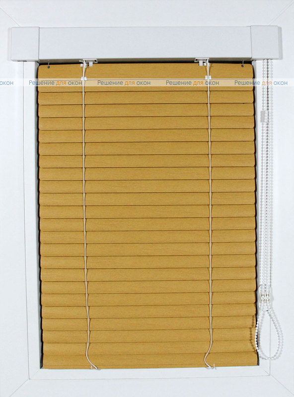 ИзотраХит 25 мм цвет 6010 Сосна от производителя жалюзи и рулонных штор РДО