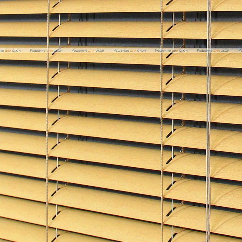 Жалюзи горизонтальные 25 мм, арт. 6010 Сосна от производителя жалюзи и рулонных штор РДО