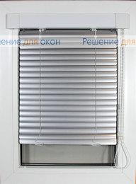 ИзотраХит 25 мм цвет 7005 Натуральный алюминий от производителя жалюзи и рулонных штор РДО