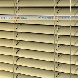 Жалюзи горизонтальные 25 мм, арт. 7125 Желтое золото от производителя жалюзи и рулонных штор РДО