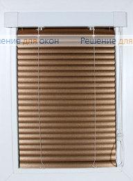 ИзотраХит 25 мм цвет 7128 Красное золото перфорация от производителя жалюзи и рулонных штор РДО