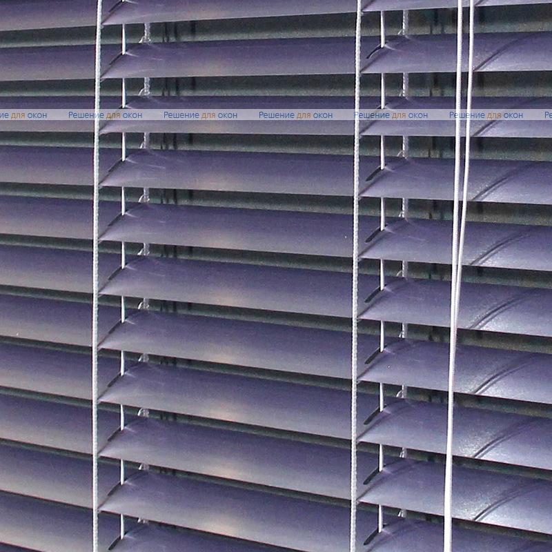 Жалюзи горизонтальные межрамные 25 мм, арт. 7255 Сиреневый металлик от производителя жалюзи и рулонных штор РДО