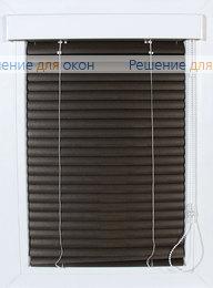 Жалюзи  Изолайт на створку окна, Изолайт 25 мм цвет 7258 Бронзовый металлик от производителя жалюзи и рулонных штор РДО