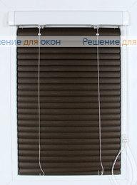 Жалюзи  Хит 2 на створку окна, ИзотраХит-2 25 мм цвет 7258 Бронзовый металлик от производителя жалюзи и рулонных штор РДО