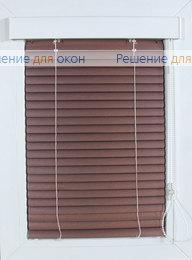 Изолайт 25 мм цвет 7536 Штрих розовый от производителя жалюзи и рулонных штор РДО