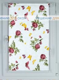 Компакт на створку окна, Рулонные шторы КОМПАКТ АДОРА 25 от производителя жалюзи и рулонных штор РДО