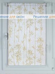 Рулонные шторы КОМПАКТ BAMBU FOCUS от производителя жалюзи и рулонных штор РДО