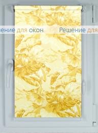Рулонные шторы КОМПАКТ GARDEN 02 (кор) от производителя жалюзи и рулонных штор РДО