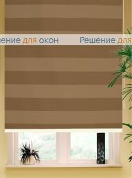 Коробные рулонные шторы РК-42 Бокс квадрат  МЕЛАНЖ 838 от производителя жалюзи и рулонных штор РДО