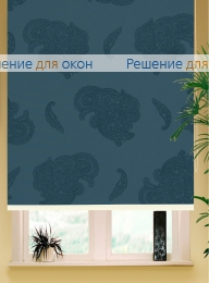 Коробные рулонные шторы РК-42 Бокс квадрат  ПЕЙСЛИ 0501 от производителя жалюзи и рулонных штор РДО