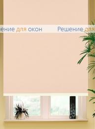 Коробные рулонные шторы РК-42 Бокс квадрат  ПЛЕЙН 714 от производителя жалюзи и рулонных штор РДО