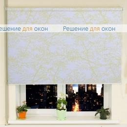 Рулонные шторы РП-25 (30) SPRING SATIN 701 желтный от производителя жалюзи и рулонных штор РДО