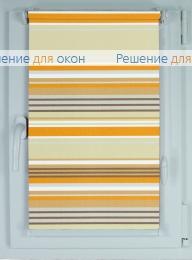 Рулонные шторы КОМПАКТ STRIPES 382 от производителя жалюзи и рулонных штор РДО
