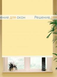 Коробные рулонные шторы РК-42 Бокс квадрат  АЛЛЕГРО 1020 (250 см) старый лен от производителя жалюзи и рулонных штор РДО