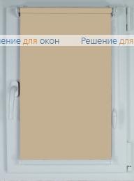 Компакт, Рулонные шторы КОМПАКТ ALLEGRO 1060 кремовый хаки от производителя жалюзи и рулонных штор РДО