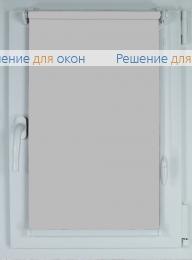 Компакт, Рулонные шторы КОМПАКТ ALLEGRO 1070 светло-серый от производителя жалюзи и рулонных штор РДО