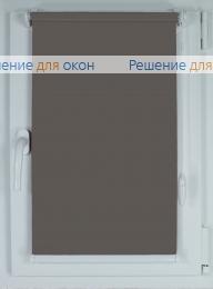 Компакт, Рулонные шторы КОМПАКТ ALLEGRO 1090 темно-серый от производителя жалюзи и рулонных штор РДО