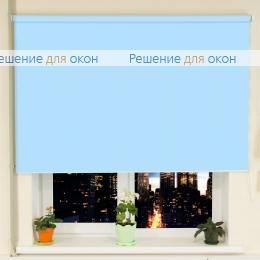 РК-30 (35) для проема, Рулонные шторы РК-30 (35) АЛЛЕГРО 1150 светло-голубой от производителя жалюзи и рулонных штор РДО