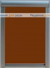 Премиум, Премиум  ALLEGRO 1180 коричневый от производителя жалюзи и рулонных штор РДО
