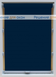 Стандарт, Стандарт  ALLEGRO 1190 темно-синий от производителя жалюзи и рулонных штор РДО