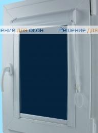Уни на створку окна, Уни  ALLEGRO 1190 темно-синий от производителя жалюзи и рулонных штор РДО