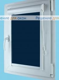 Вегас на створку окна, Вегас  ALLEGRO 1190 темно-синий от производителя жалюзи и рулонных штор РДО