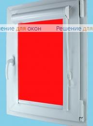 Вегас на створку окна, Вегас  ALLEGRO 1200 красный от производителя жалюзи и рулонных штор РДО