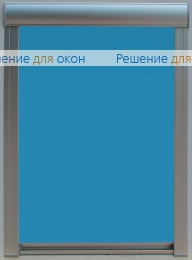 Премиум, Премиум  ALLEGRO 1220 темно-голубой от производителя жалюзи и рулонных штор РДО