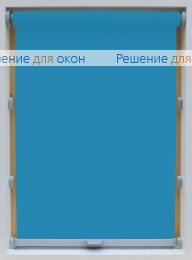 Стандарт, Стандарт  ALLEGRO 1220 темно-голубой от производителя жалюзи и рулонных штор РДО