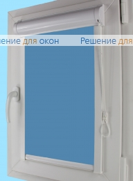 Уни плюс на створку окна, Уни плюс  АЛЛЕГРО 1220 темно-голубой от производителя жалюзи и рулонных штор РДО