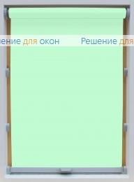 Стандарт, Стандарт  ALLEGRO 1240 бледно-салатовый от производителя жалюзи и рулонных штор РДО