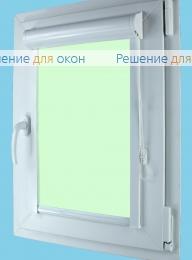 Вегас на створку окна, Вегас  ALLEGRO 1240 бледно-салатовый от производителя жалюзи и рулонных штор РДО