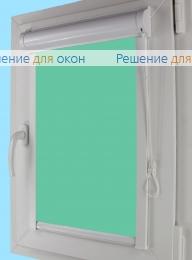 Уни плюс на створку окна, Уни плюс  АЛЛЕГРО 1250 мята от производителя жалюзи и рулонных штор РДО