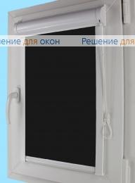 Уни плюс на створку окна, Уни плюс  АЛЛЕГРО 5000 черный от производителя жалюзи и рулонных штор РДО
