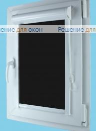 Вегас на створку окна, Вегас  ALLEGRO 5000 черный от производителя жалюзи и рулонных штор РДО