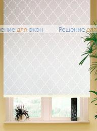 РК-42 Бокс квадрат на большие окна, Коробные рулонные шторы РК-42 Бокс квадрат АРАБЕСКА от производителя жалюзи и рулонных штор РДО