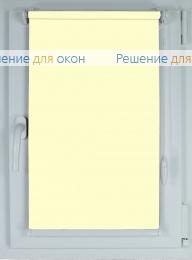Рулонные шторы КОМПАКТ BERLIN Blackout 052 светло-бежевый от производителя жалюзи и рулонных штор РДО