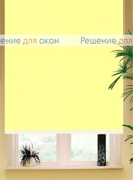 Коробные рулонные шторы РК-42 Бокс квадрат  БЕРЛИН СИЛЬВЕР 057 светло-бежевый от производителя жалюзи и рулонных штор РДО