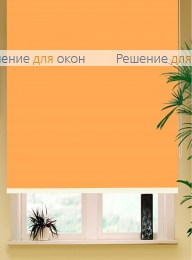 Коробные рулонные шторы РК-42 Бокс квадрат  БЕРЛИН СИЛЬВЕР XL 058 песочный от производителя жалюзи и рулонных штор РДО